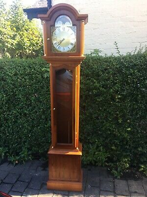 franz  hermle grandfather clock. Very good cosmetic condition
