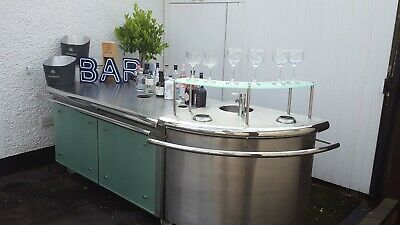 Dry Bar Hire Professional Set Up Electric water