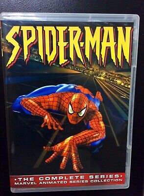 Spider-Man The Complete 1994 Animated Series Collection DVD