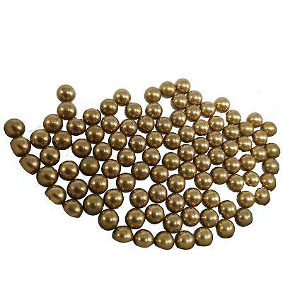 "Pack of 10 Bearing Balls  1.8mm = 0.078/"" Inches Diameter Loose Solid Bronze//bras"