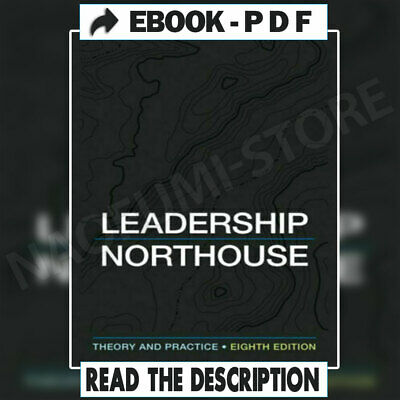 Leadership Theory and Practice, Peter G. Northouse, 8Th Ed [PƉF High Quality]
