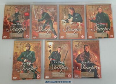 Sharpe - The Complete Collection - DVD - 14-Disc Set