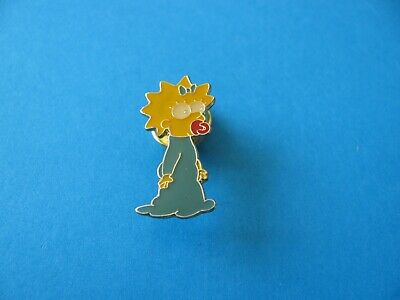Simpson Baby pin badge. VGC. Simpsons.