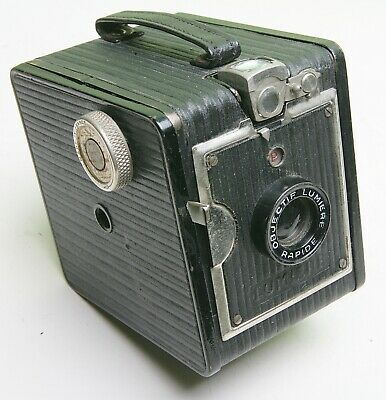 Lumiere Box Camera From France