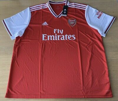 Arsenal Home Shirt 2019/20 Mens XXXL 100% Genuine BNWT