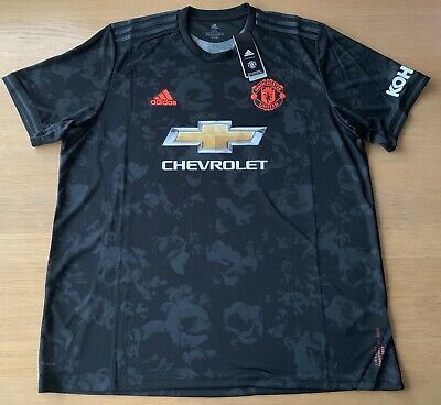 Manchester United Third Shirt 2019/20 Mens XXL BNWT RRP £64.99
