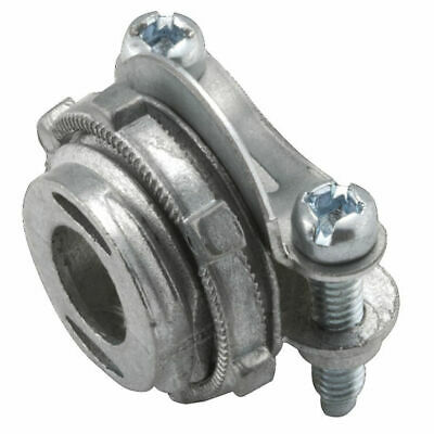 """HUBBELL RACO 2692 90 Degree Squeeze Connector 1//2/"""" Inch Die-Cast Zinc $32 25"""
