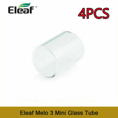 4Pcs/pack Melo3 Mini 2ml Replacement Glass - Same Day USA Shipping