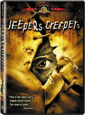 JEEPERS CREEPERS (Region 1 DVD,US Import,sealed.)