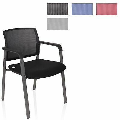 Visitor Chair Conference Chair Arm Chair mesh fabric MEET hjh OFFICE