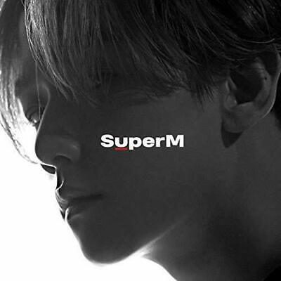 Superm: Superm The 1St Mini Album 'Superm' [Baekhyun Ver.] (Cd.)