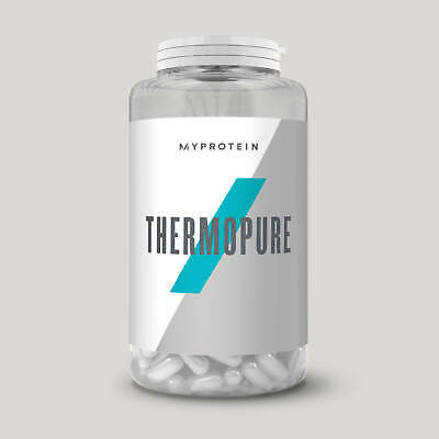 MYPROTEIN THERMOPURE 90 180 CAPS FAT BURNER WEIGHT LOSS fitness gym workouts
