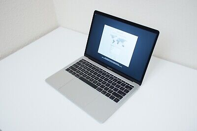 "VALUE 13"" Apple 2017 MacBook Pro RETINA 2.3 GHz i5 256GB SSD 8GB RAM 100% BATT"