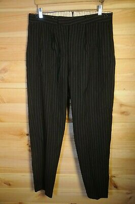 Bespoke Pakeman & Sons Morning Trousers 40's/50's 34""