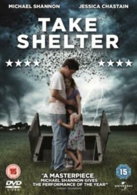 Take Shelter =Region 2 DVD,sealed=