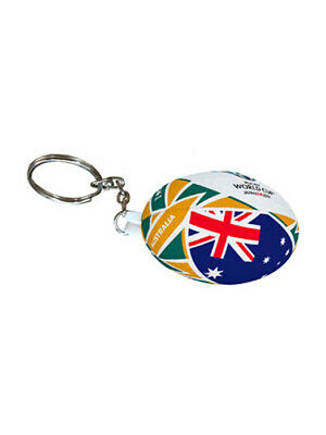 RWC Rugby World Cup 2019 Official Goods Replica Keyring (Gilbert) Australia