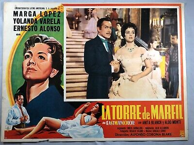 1958 Original Vintage Movie Poster, Amazing Color, One of a Kind! Must Have