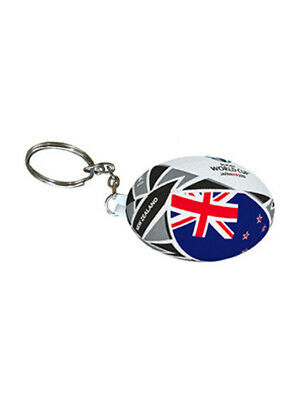 RWC Rugby World Cup 2019 Official Goods Replica Keyring (Gilbert) New Zealand