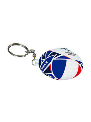 RWC Rugby World Cup 2019 Official Goods Replica Keyring (Gilbert) France