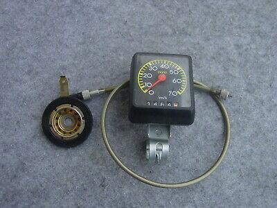 VDO Uno Mono Tachometer ca.1986 26 Inches Well Preserved