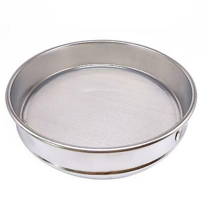 1pc 20 Mesh 0.9mm Aperture Lab Standard Test Sieve Stainless Steel Dia 200mm