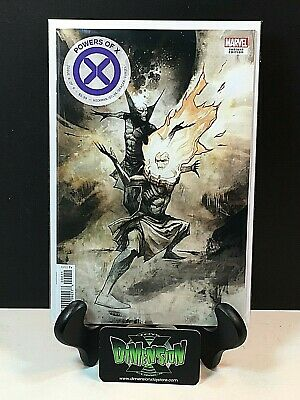 POWERS OF X  #6 1:10 HUDDLESTON VARIANT MARVEL COMIC 2019 1st Print NM UNREAD