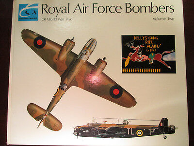 Royal Air Force Bombers Of World War Two Vol Two Philip J R Moyes 1971
