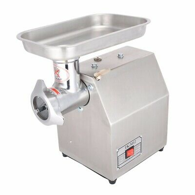 new 1.2HP Commercial Meat Mincer Electric Mincer Sausage Filler Maker 950W AU