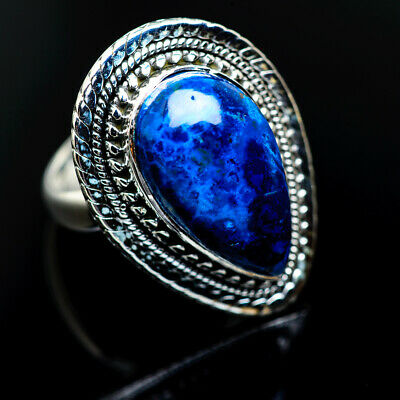Large Sodalite 925 Sterling Silver Ring Size 7 Ana Co Jewelry R972737F