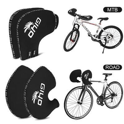 RockBros Winter Cycling Gloves Road Mountain Bike Bar Handlebar Mittens K8A3