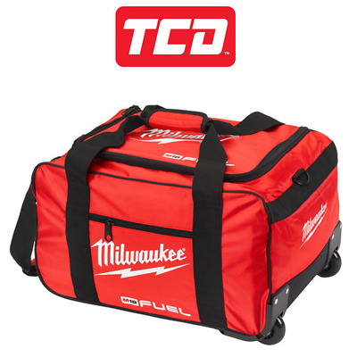 Milwaukee 4931427040 M18 M28 Large Contractor Tool Bag with Wheels