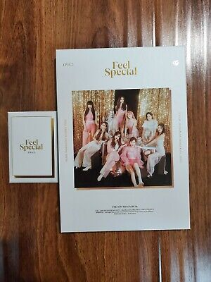 TWICE Feel Special Album Version A - US ONLY