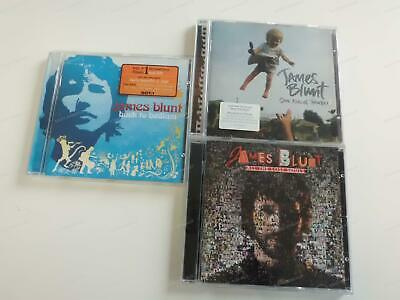 3x Blunt,James CD Bundle - All the Lost Souls, Back to Bedlam .