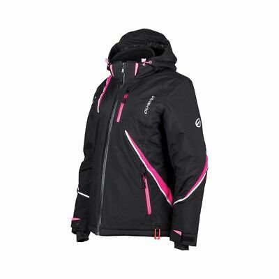 Olympia Sports Women's 2X-Large Duluth Snowmobile Jacket Black