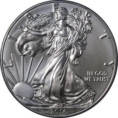 2016 Silver American Eagle $1 PCGS MS69 30th Anniversary First Strike Flag STOCK