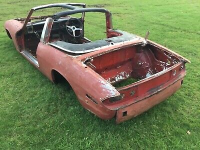 1970s Triumph Stag Convertible Body Shell Tub Only - project - Clearance - Lot 5