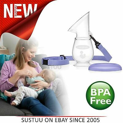 Lansinoh Breastmilk Collector│Catches Excess breastmilk From Let Down│BPA Free