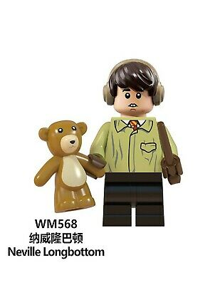 Lego fit mini figures Harry Potter Neville Longbottom compatible with Lego