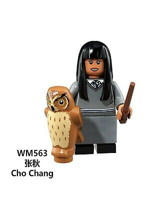 Lego fit mini figures Harry Potter Cho Chang compatible with Lego