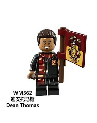 Lego fit mini figures Harry Potter Dean Thomas compatible with Lego