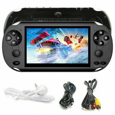 X9 Handheld Video Game Console 128 Bit Built In 1000+Game Kids Player NEW