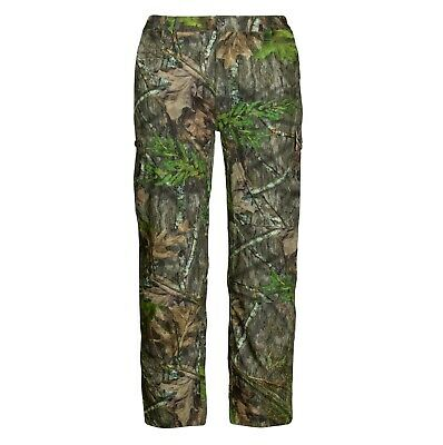 Mossy Oak Tibbee Technical Camo Lightweight Hunting Pants for Men Camouflage