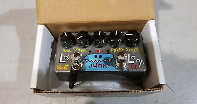 ZVEX Hand-Painted LO-FI Loop Junky Guitar Effect Pedal
