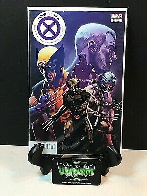 Powers Of X #6 Cafu Character Decades Variant Marvel Comics Nm 1St Print