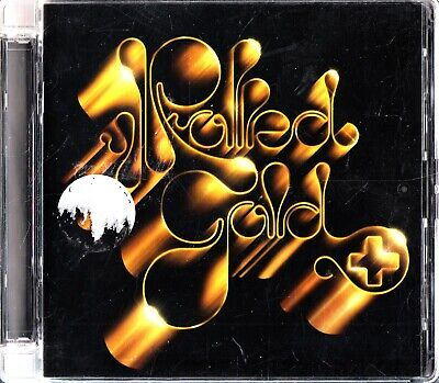 THE ROLLING STONES -Rolled Gold + 2-CD (Best Of/Greatest Hits) Mick Jagger