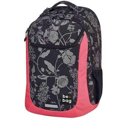 MESSENGER BAG BE.BAG Flower Ornamente Pink Umhängetasche