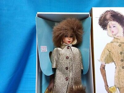 Barbie - Display Stock - Vintage Reproduction - Gold N Glamour