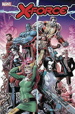 X-Force #1 Dx (06/11/2019)