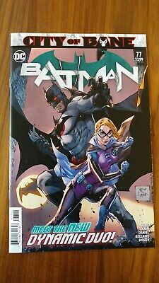 "BATMAN #77 ""City Of Bane"" Death of Alfred NM 2019 DC"