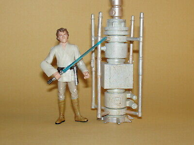 Star Wars TAC Luke Skywalker & Moisture Vaporator Loose
